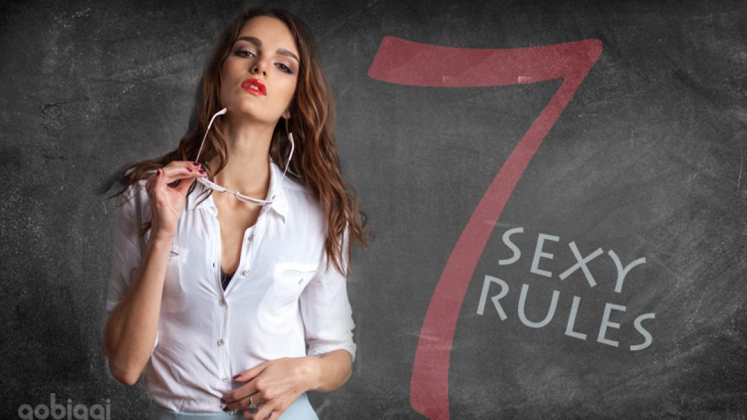 seven sexy rules for your business
