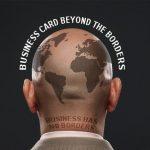 Business card beyond borders gobiggi