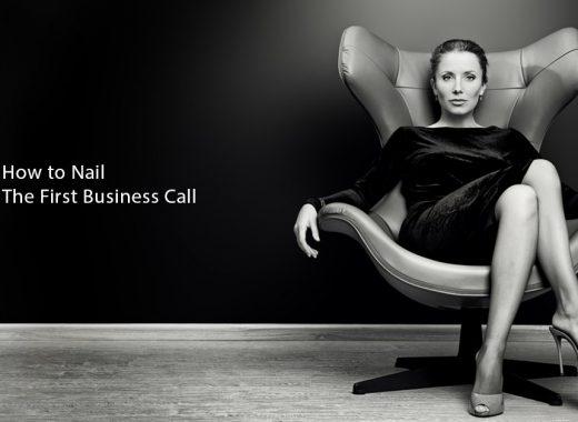 How to nail first business call with Gobiggi