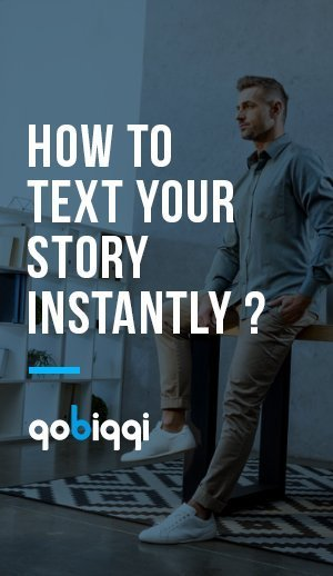 text your story