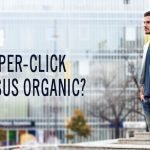 pay-per-click vs organic