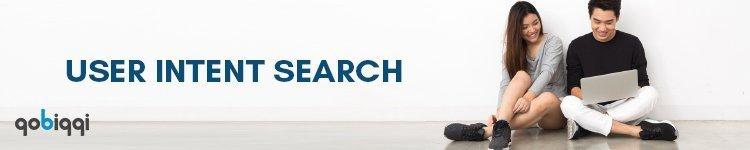 user intent search gobiggi