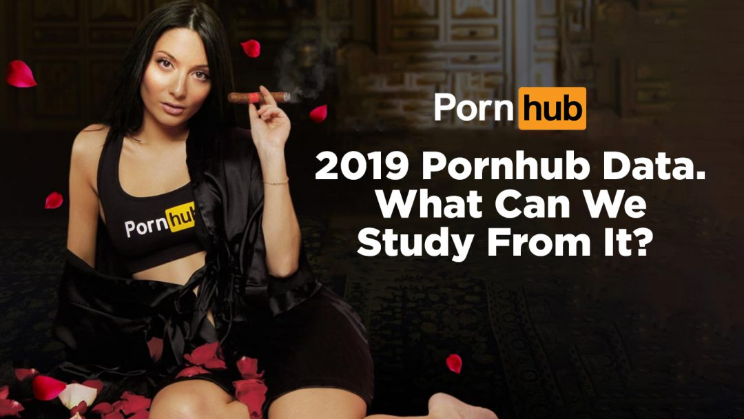 Pornhub data Paperless business card