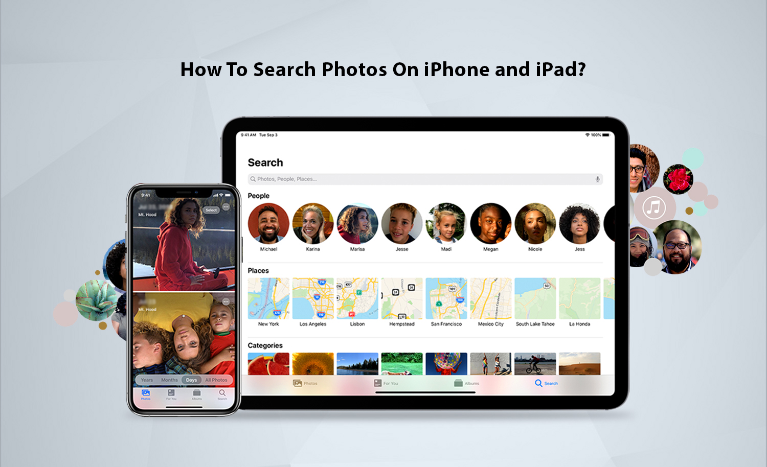 How To Search Photos On iPhone?